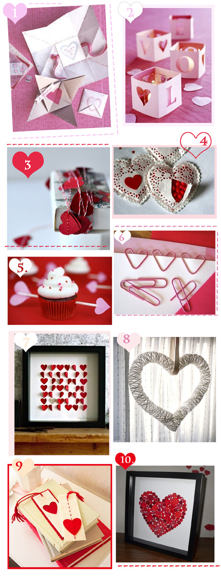 Valentine's Day Handmade Gift Ideas…