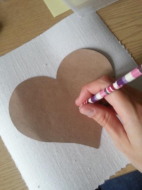 button love heart picture