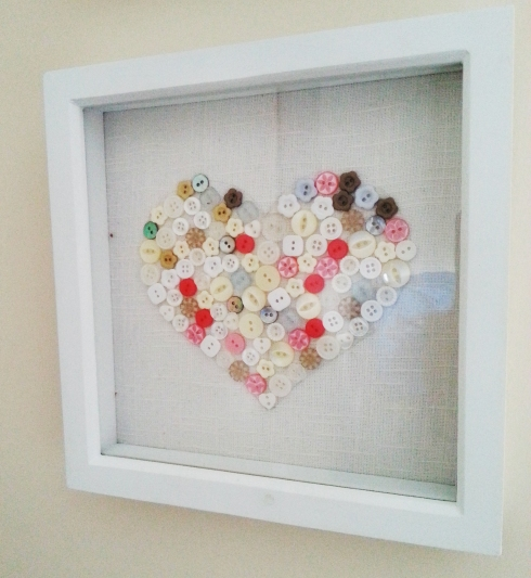 button love heart picture