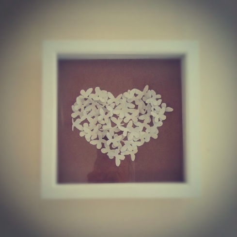 3d butterfly heart picture